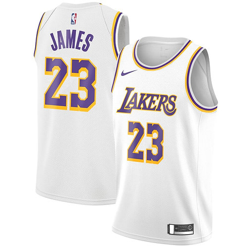 Los Angeles Lakers James #23 Association jersey