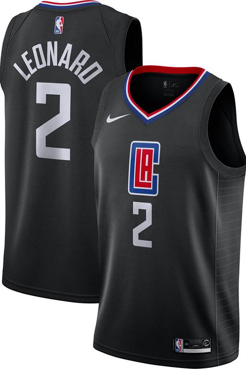 Los Angeles Clippers Leonard #2 statement jersey