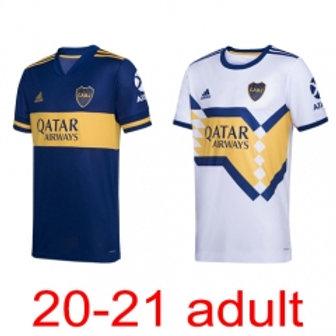 Boca Juniors 2020/21 jersey