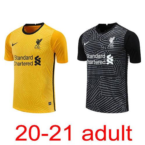 Liverpool 2020/21 Goalkeeper Jersey
