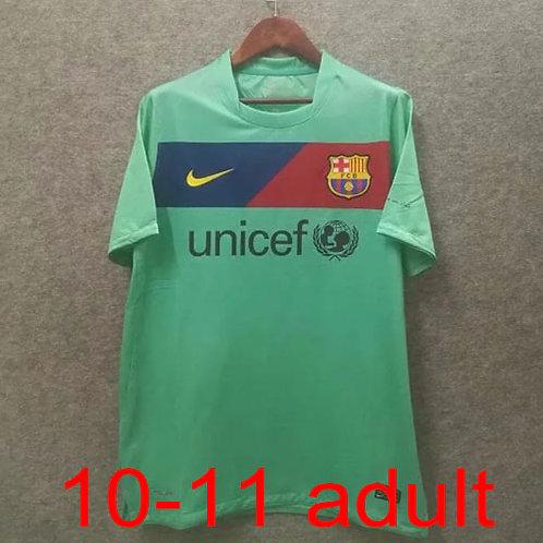 Barcelona 2010/11 away jersey