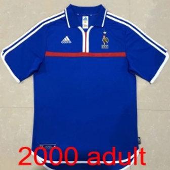 France 2000 jersey