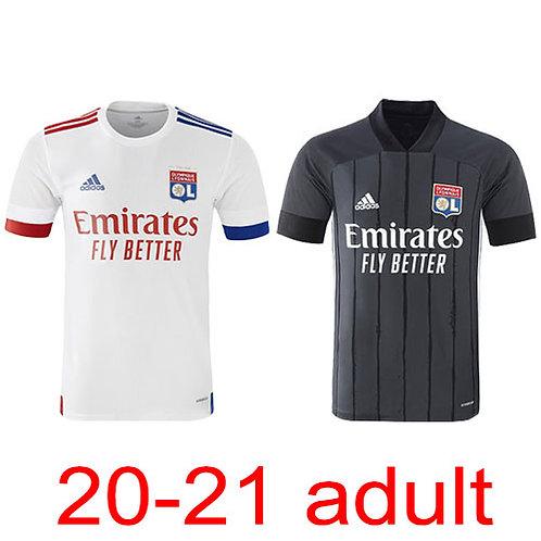 Lyon 2020/21 jersey