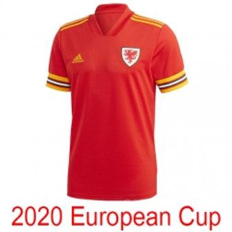 Wales 2020 jersey
