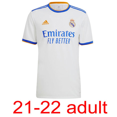 Real Madrid 2021/22 jersey