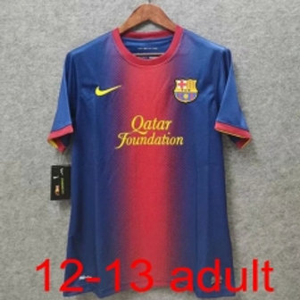 Barcelona 2012/2013 season