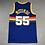 Thumbnail: Nuggets 1991/92 classic jersey (Blue Mutombo 55)