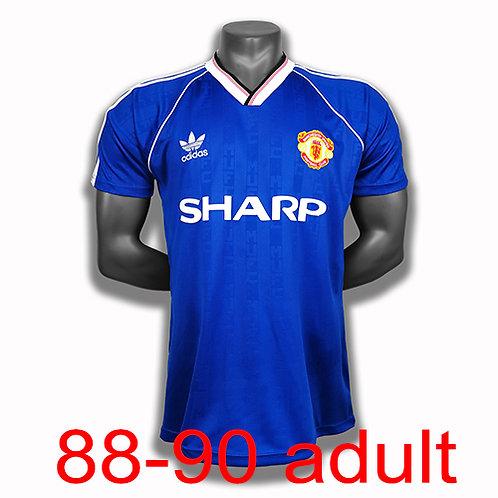 Man United 1988/90 third jersey
