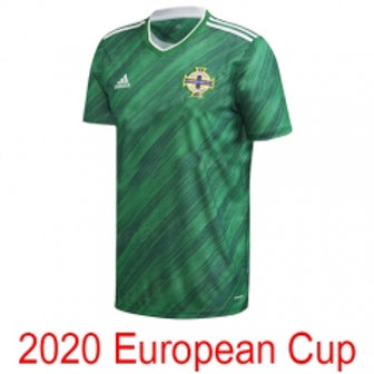 Northern Ireland 2020 jersey