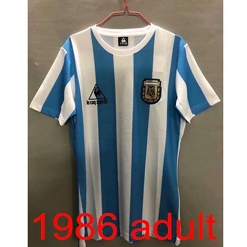 Argentina 1986 Jersey