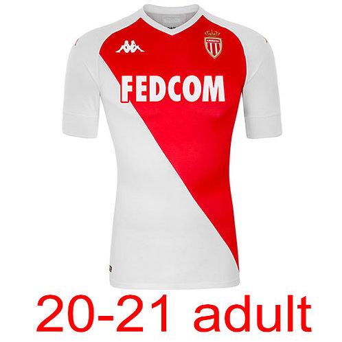Monaco 2019/20 Home jersey