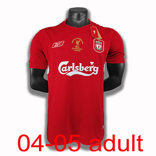 Liverpool 2004/2005 jersey