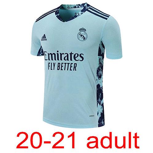 Real Madrid 2020/21 Goalkeeper Jersey
