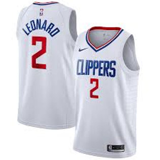Los Angeles Clipper Leonard #2 Association jersey