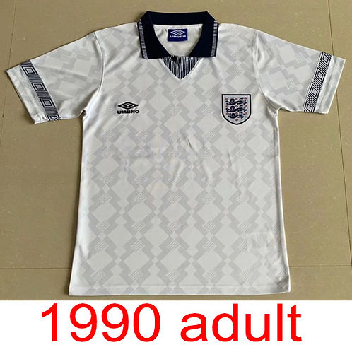 England 1990 Jersey