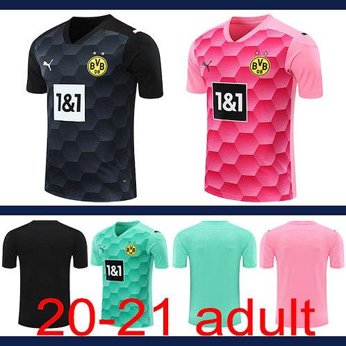 Borussia Dortmund 2020/21 Goalkeeper Jersey