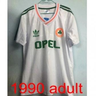 Republic of Ireland 1990 away jersey