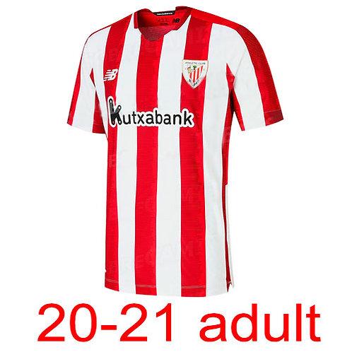 Athletico Bilbao 2020/21 jersey