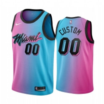 Miami Heat heatpressed City jersey