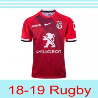 Toulouse 2018/19 Rugby jersey
