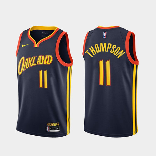 Golden State Warriors Thompson #11 city edition 2021