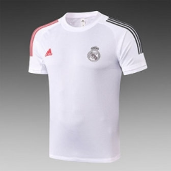 20/21 Real Madrid training jersey (white)