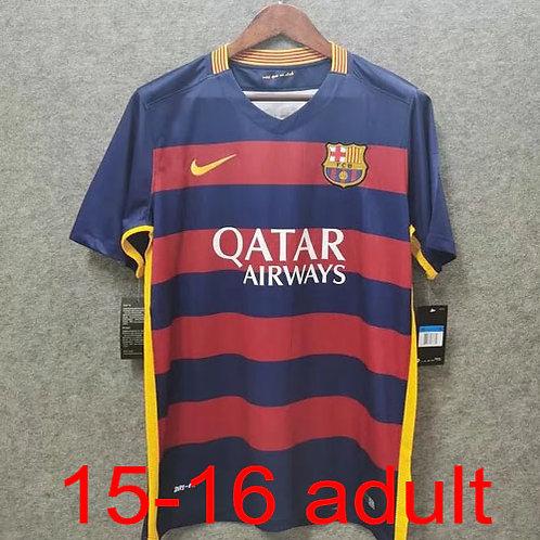 Barcelona 2015/16 away jersey