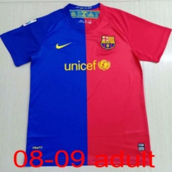 Barcalona 08-09 jersey