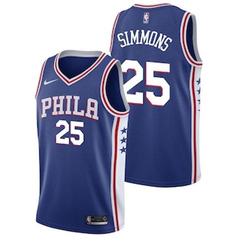 Philadelphia 76ers Icon jersey Simmons 25