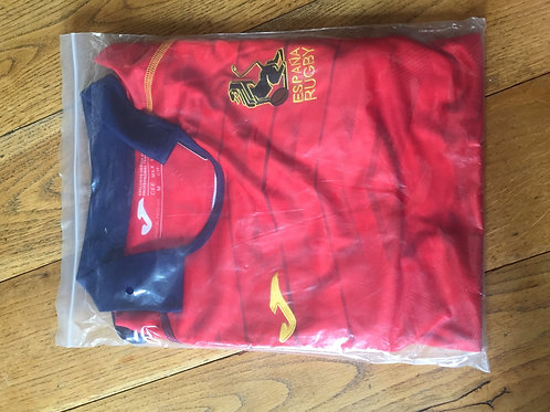 Spain rugby jersey