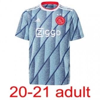 Ajax jersey 2020/21