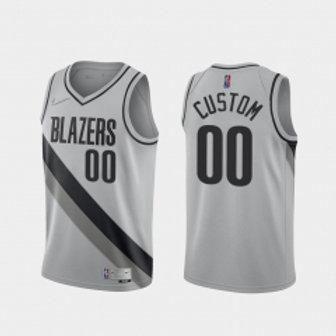 Portland Trailblazers heatpressed Earned jersey
