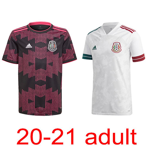 Mexico 2021 Jersey