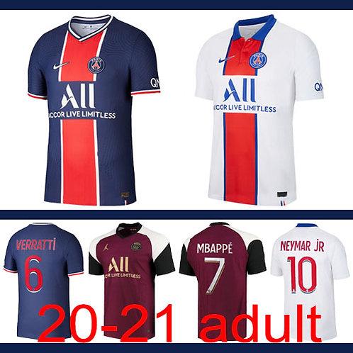PSG jersey 2020/21