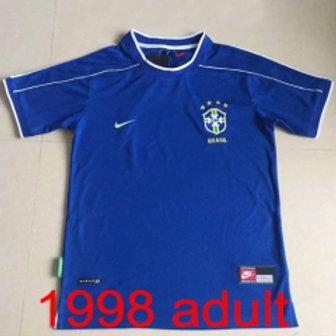 Brazil 1998 away jersey