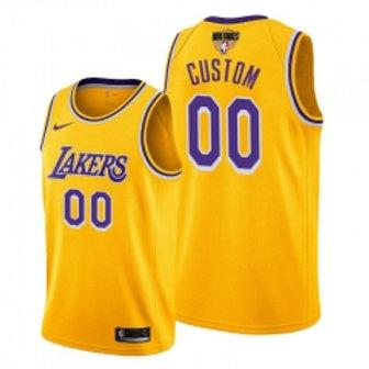 Los Angeles Lakers heatpressed Icon jersey