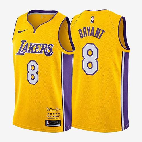 Kobe Bryant retired 8 jersey