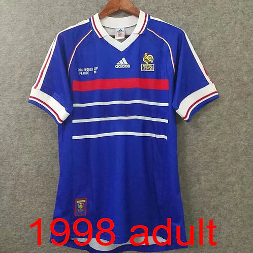 France 1998 Jersey