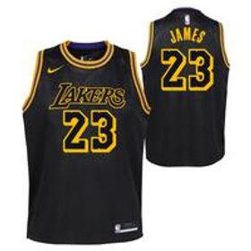 Los Angeles Lakers Mamba jersey James 23