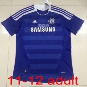 Chelsea 2012 champions league Final jersey
