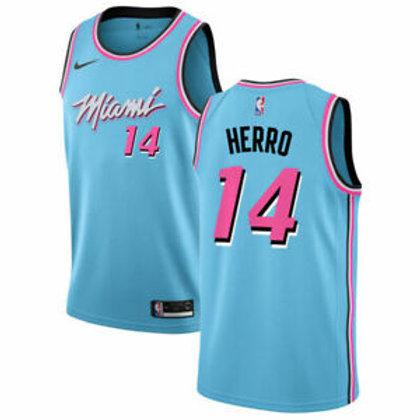 Miami Heat Hierro #14 city edition