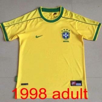 Brazil 1998 jersey