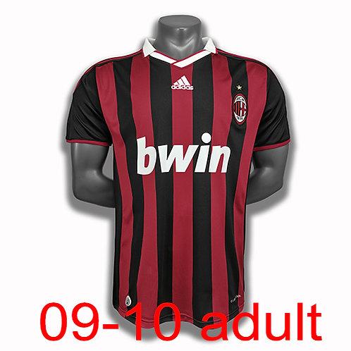 AC Milan 2009/2010 home jersey