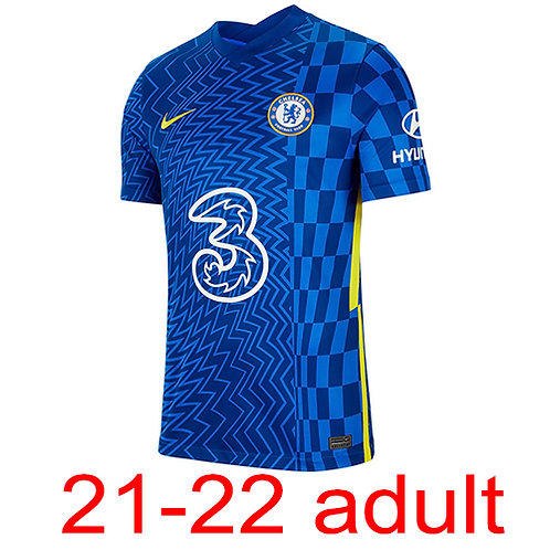 Chelsea 2021/22 jersey