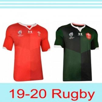 Wales RWC 2019 Jersey