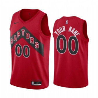 Toronto Raptors heatpressed Icon jersey