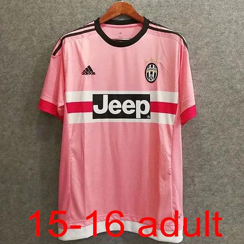 Juventus 2015/16 away jersey