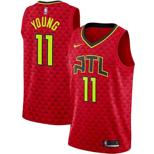 Atlanta Hawks Young #11 Statement jersey