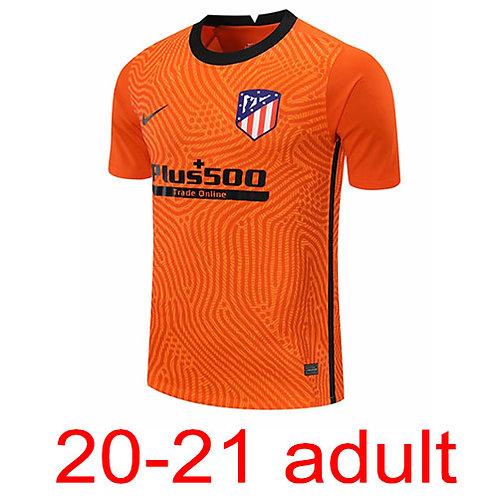 Athletico Madrid 2020/21 Goalkeeper Jersey