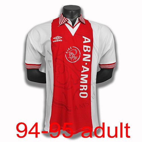 Ajax 1994/95 jersey